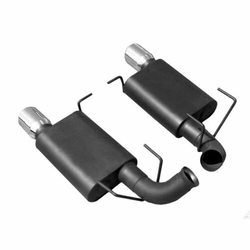 Legato Performance 2013-2014 Ford Mustang GT V8 Axle-Back Exhaust Kit Lex4102