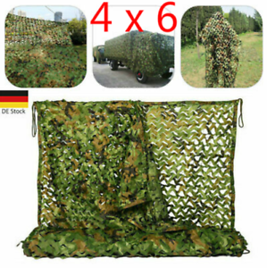 Camouflage Jagd Tarnnetz Armee Army Tarnung Camo Hunter Army Military 4x6m