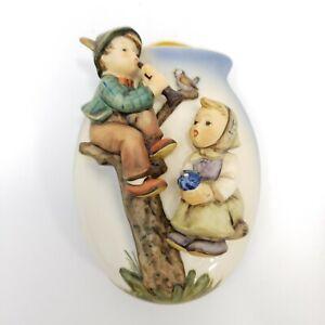 Goebel-Hummel-360-A-Hummel-Boy-and-Girl-Wall-Vase