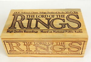 J-R-R-Tolkiens-Classic-Lord-Of-The-Rings-12-Cassette-Set-Recordings-NPR-Radio