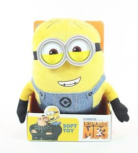 DESPICABLE-ME-medium-MINION-DAVE-9-034-plush-soft-toy-2-3-minions-movie-NEW
