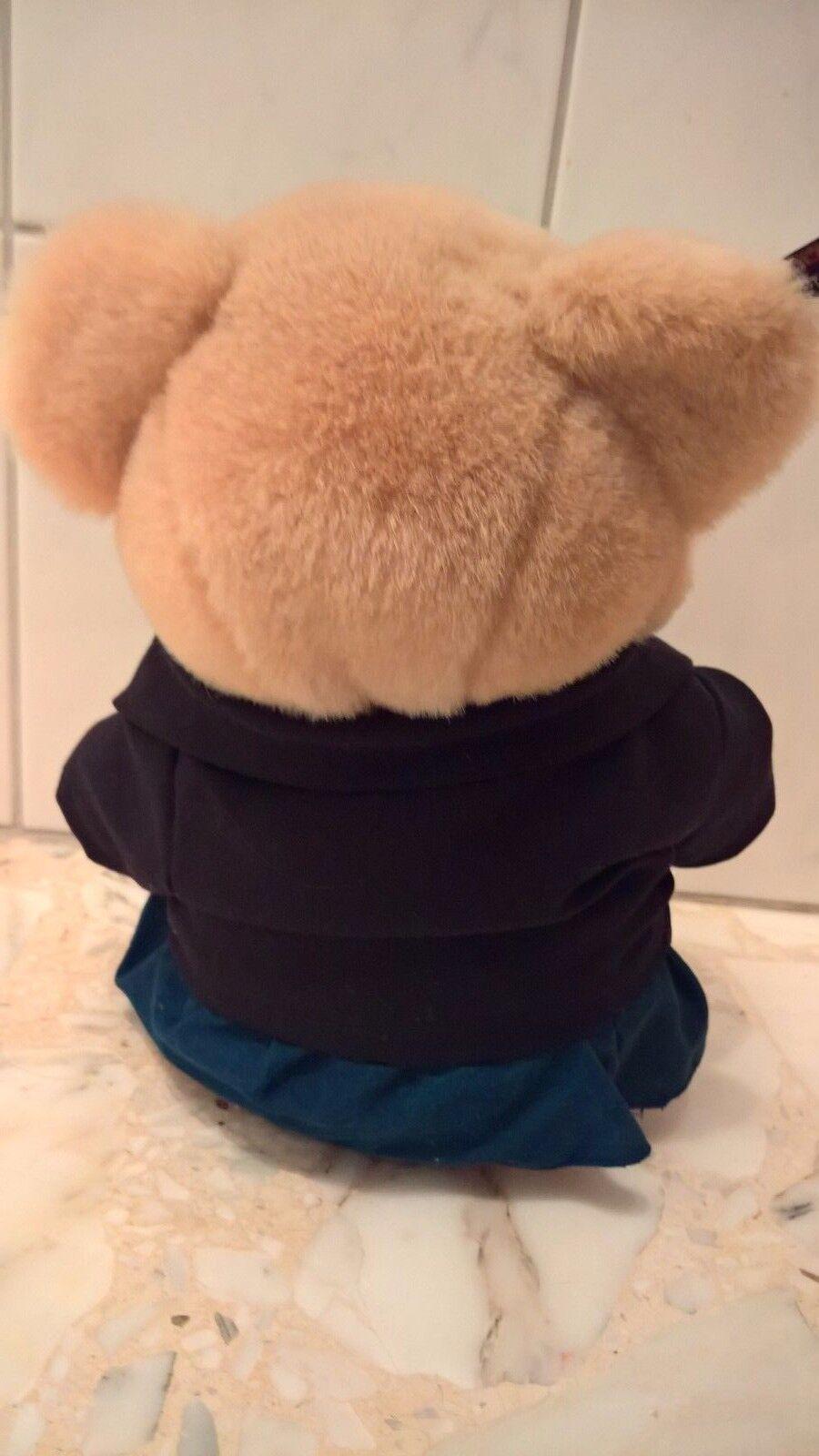 Mondi Fashion Bär, Plüsch, aus Teddy, neuwertig, aus Plüsch, Sammlung 4b5971