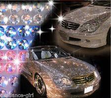 Hot 900X Silver Crystal Diamond Rhinestone Car/Mobile/PC Scrapbooking Sticker
