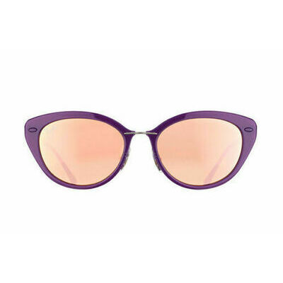 NEW Genuine Ray Ban RB4250 60342Y 52 Shiny Violet Womens Sunglasses Glasses