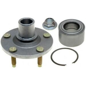 Image Is Loading Front Wheel Bearing Amp Hub Embly Fits Mazda
