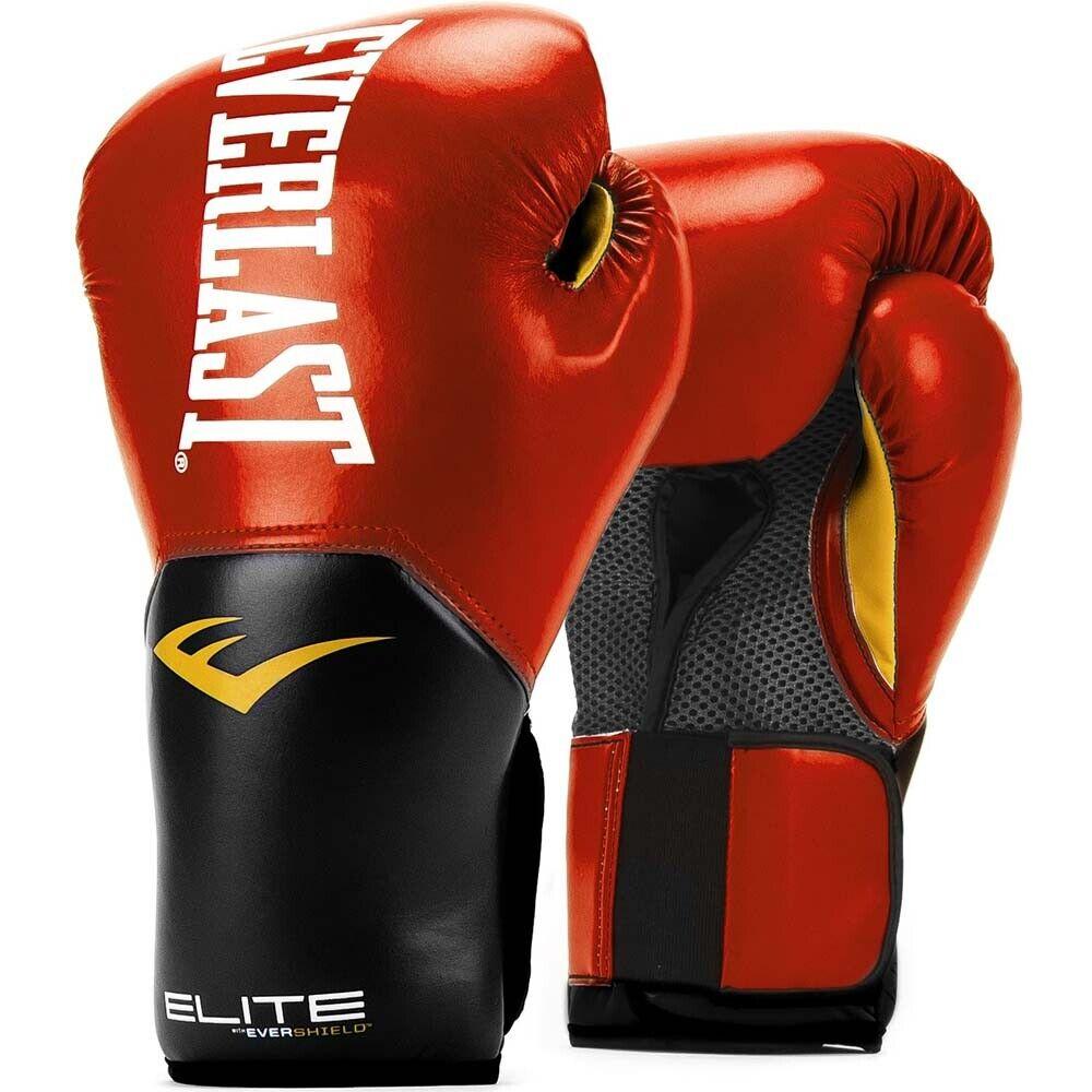 Everlast Boxhandschuhe Boxhandschuhe Boxhandschuhe Pro Style Elite2 rot c2eee7