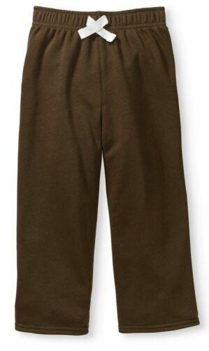 Garanimals Baby Boys French Terry Pants w// Rip-Stop Dark Brown 12 18 Months