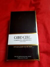 4237a0f8ab2 Carolina Herrera Good Girl 2.7 2.8 oz 80 ml Eau de Perfume NEW SEALED IN BOX