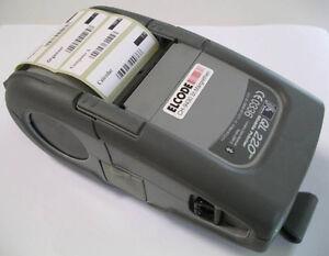 Zebra Ql220 Portable Mobile Handheld Thermal Barcode Label