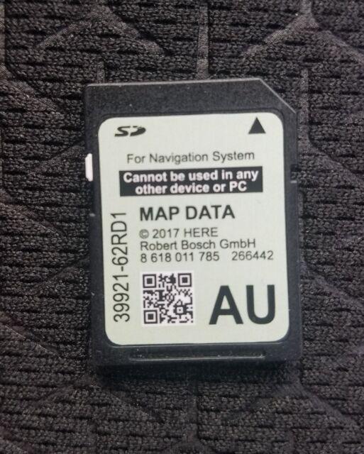 Australia Map 785.Genuine Suzuki Swift 2018 Australian Map Sd Card Gps Navigation Maps Sat Nav