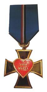 Honorary Cross PRO SYRIA - Krzyż Honorowy PRO SYRIA - Templars / Templariusze