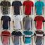 Men-039-s-Basic-Extended-Long-T-Shirt-Elongated-S-4XL-100-COTTON thumbnail 3