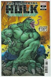 Immortal-Hulk-27-MARVEL-COMICS-Variant-2099-Cover-B-1ST-PRINT