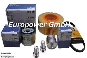 Inspektion Wartungs Kit BMW R 1150 RT - R1150RT  Wartung / Service Set 2001-2003