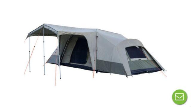 brand new c1850 711c0 Blackwolf turbo lite twin tent