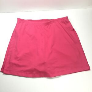 05a38c4f14 Athleta Skort Skirt Sz Small Pink Yoga Tennis Golf Run Athletic ...