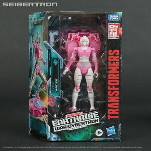 Hasbro Transformers Earthrise wfc-e17 Deluxe Arcee ACTION FIGURE