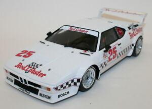 Minichamps-1-18-scale-180-812925-BMW-m1-Red-Lobster-la-Times-Riverside-1981