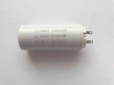 µF Condensateur de 5.5 uF pour moteur SOMFY ou SIMU de volet roulant ou store