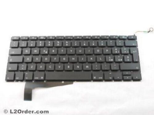 """NEW Italian Keyboard for Apple Macbook Pro 15"""" A1286 2008"""