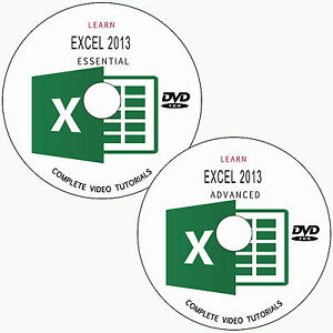 ... -OFFICE-EXCEL-2013-ESSENTIAL-ADVANCED-VIDEO-TUTORIAL-TRAINING-DVD