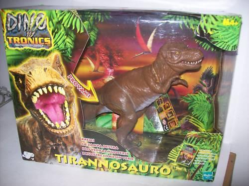 ANIMAL TRONICS    Tirannosauro     anno 1999   HASBRO 5523fa