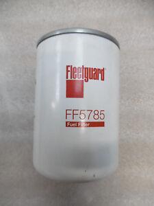 Filtre Clearence: Fleetguard Ff5785 Filtre Carburant-afficher Le Titre D'origine éLéGant En Odeur