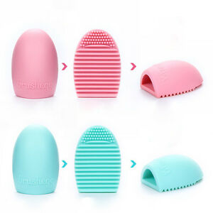 Women-Cleaning-Glove-MakeUp-Washing-Egg-Brush-Scrubber-Board-Cosmetic-Brush-Tool
