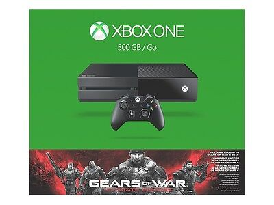 Xbox One 500GB Gears of War: Ultimate Edition Console Bundle