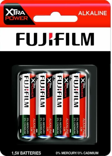 4x AA//LR6 baterías alcalinas FujiFilm Fuji