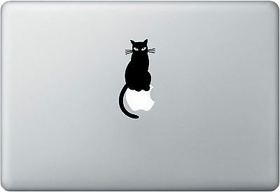 Cat Perch Vinyl Decal Sticker Skin for Apple MacBook Pro Air Mac 13 inch iPad