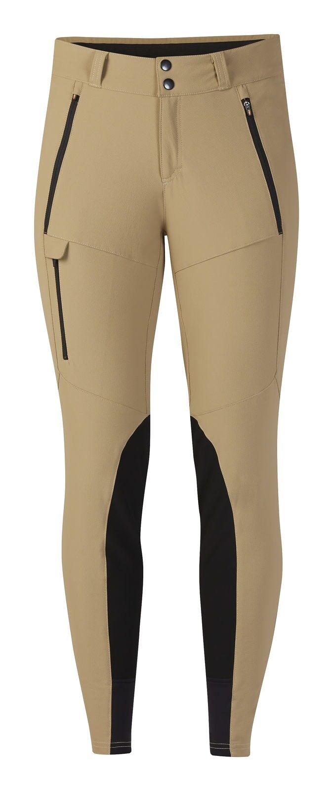 Kerrits Women's Tech Trail Pant Griptek Knee Patch Riding Breeches