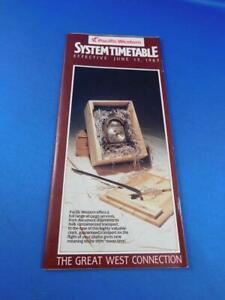 PACIFIC-WESTERN-AIRLINES-SYSTEM-TIMETABLE-JUNE-1983-GREAT-WEST-CONNECTION