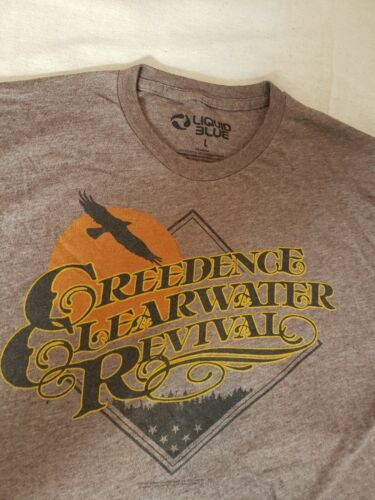 Creedence Clearwater Revival CCR Men's T-Shirt Bro