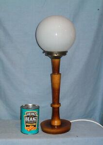 ART-DECO-LAMP-WITH-WHITE-GLOBE-SHADE