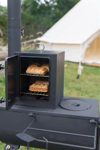 Woodburner Mini Oven For All Portable Wood Burner Frontier