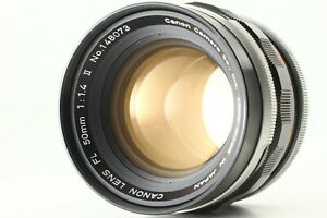 As-is-Canon-FL-50mm-f-1-4-II-MF-Standard-Prime-Lens-From-JAPAN-88