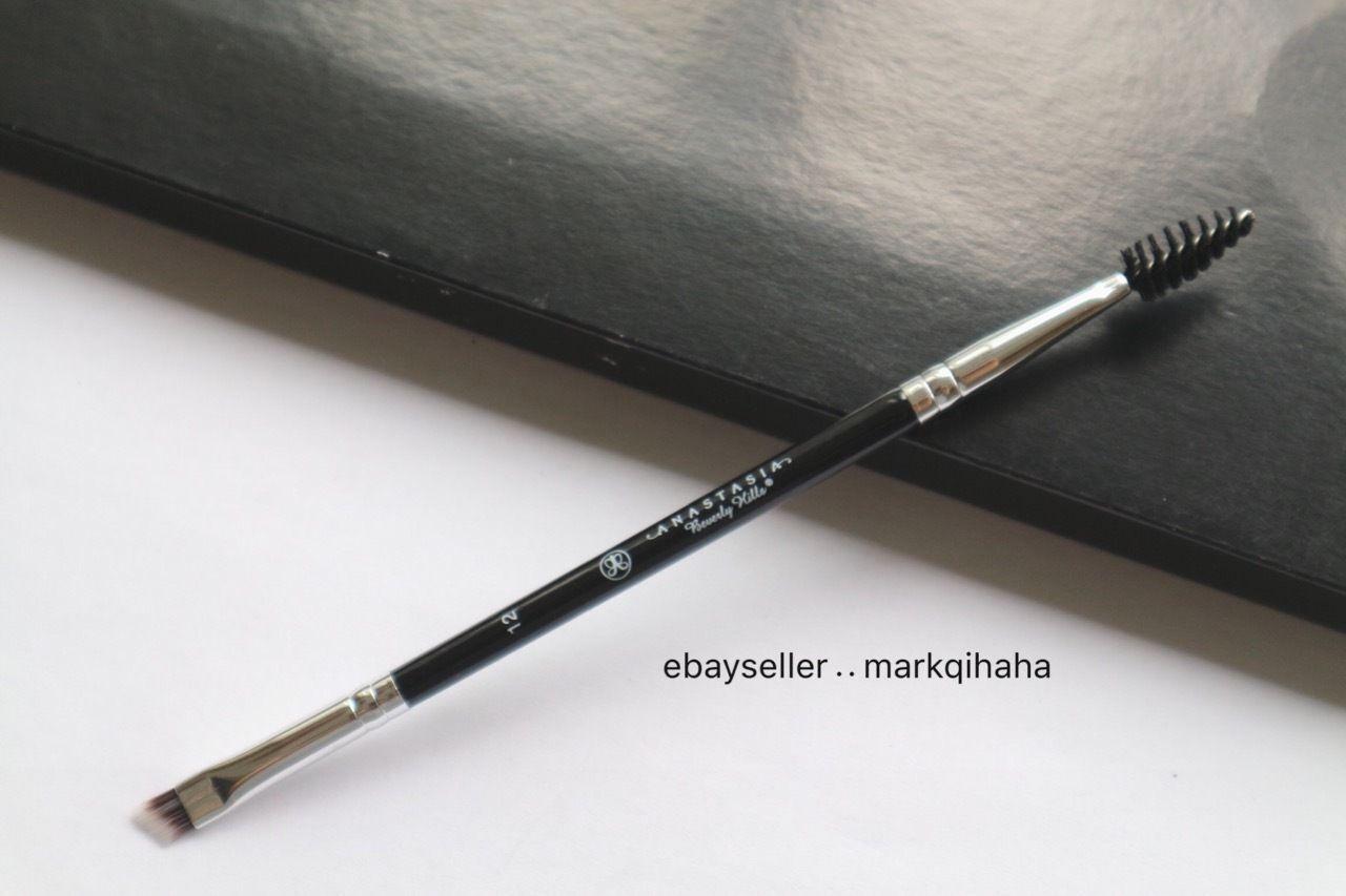 Anastasia Beverly Hills Duo Brow Eyeliner Brush 12 For Sale Online Ebay