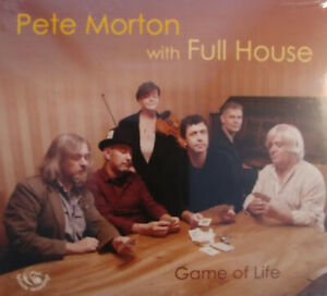 Game-of-Life-Pete-with-Full-House-Morton-BRAND-NEW-CD-MUSIC