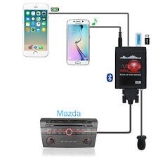 Car Bluetooth AUX USB Adapter Radio Interface Kit For Mazda M3 M5 M6 RX8 CX7 MX5