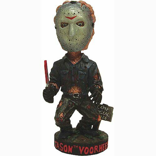 Jason Vorhees FRIDAY THE 13th Head Knockers cifra NECA rare