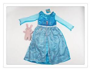 La Chemise Disney Reine De Soirée Bleu Filles Des Elsa Neiges Robe NnwP0OXk8Z