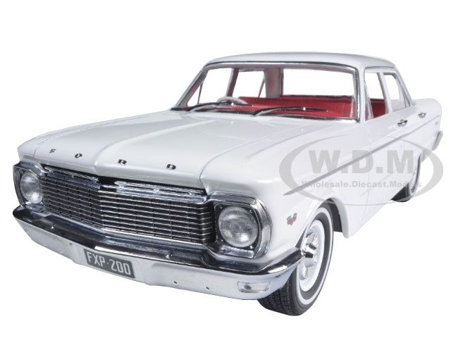1965 FORD XP FALCON blanc 50TH ANNIVERSARY LTD 1250 1 18 BY vertLIGHT DDA003