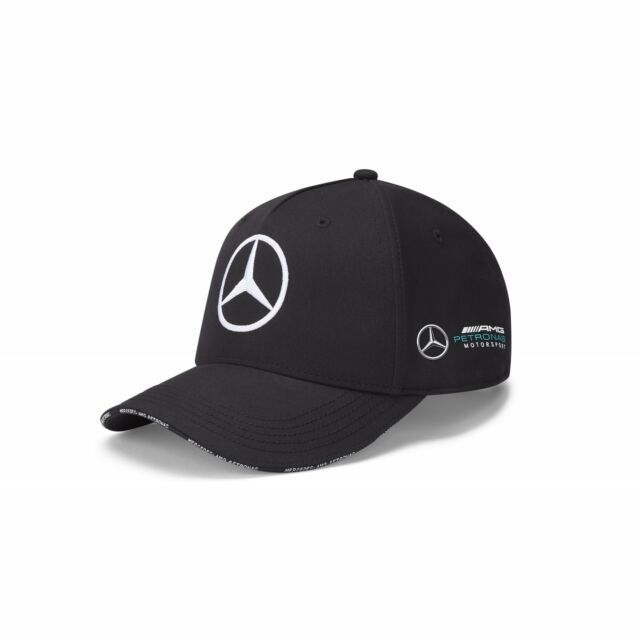 Mercedes AMG Petronas F1 2020 Team Baseball Hat Black