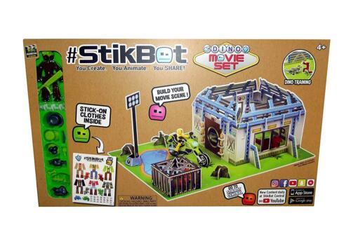 #StikBot Dino Movie Set