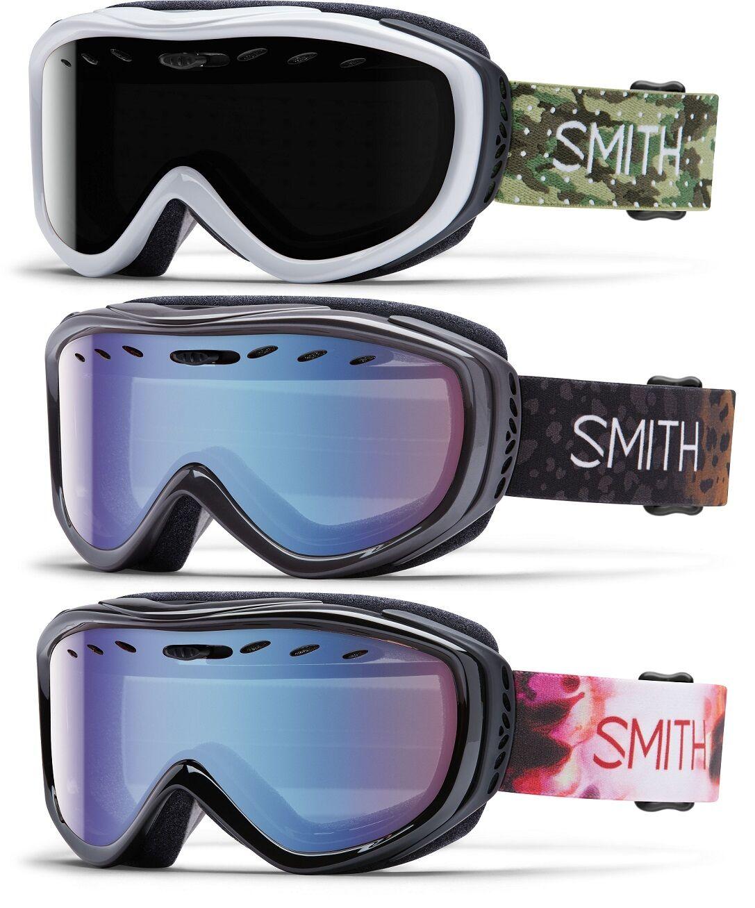Smith Optics Cadence Snowboard   Ski Goggles, Many colors, Brand New,SALE