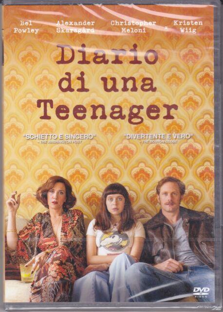 Dvd **DIARIO DI UNA TEENAGER** nuovo 2015