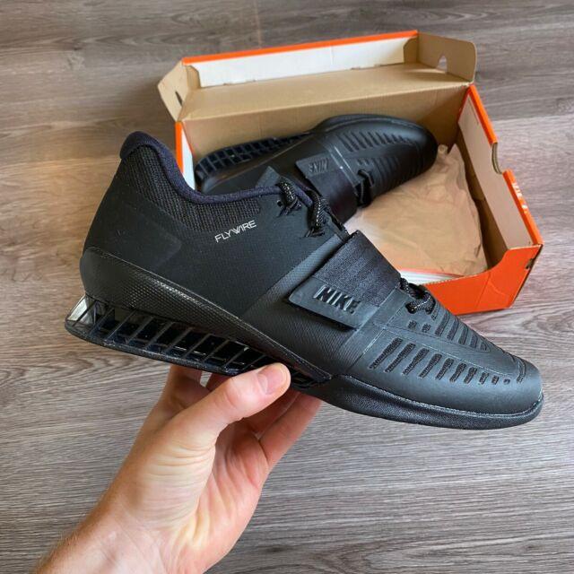 Muchas situaciones peligrosas concierto mercado  Nike Romaleos 3 XD Patch Weight Lifting Shoes Size UK 8 Us9 EUR 42.5 Bv0639  001 for sale online | eBay