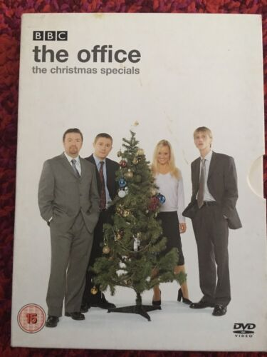 1 of 1 - The Office - The Christmas Specials - DVD Region 4