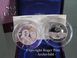 20-OZ-Silver-2007-Stanislas-Leszczynski-Pf-Only-500-Minted-Edition